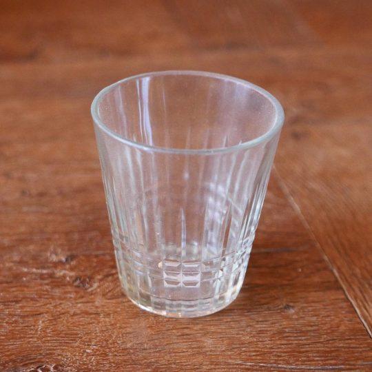 verre à eau carreaux
