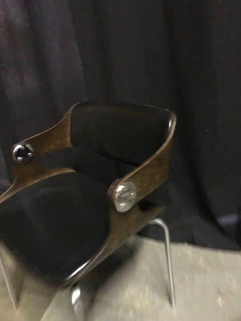 fauteuil Eugen Schmidt bois