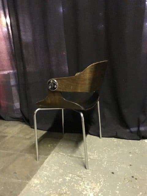 fauteuil Eugen Schmidt affaire conclue