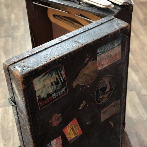 Valise Cabine vintage