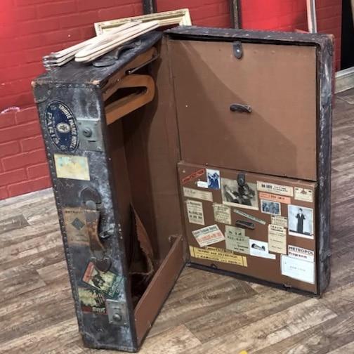 Valise cabine original Vintage