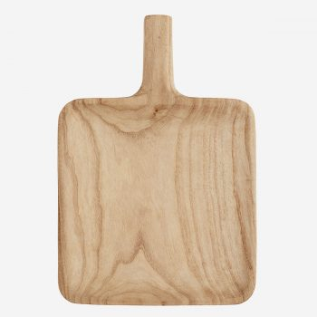 Planche en bois à poignée