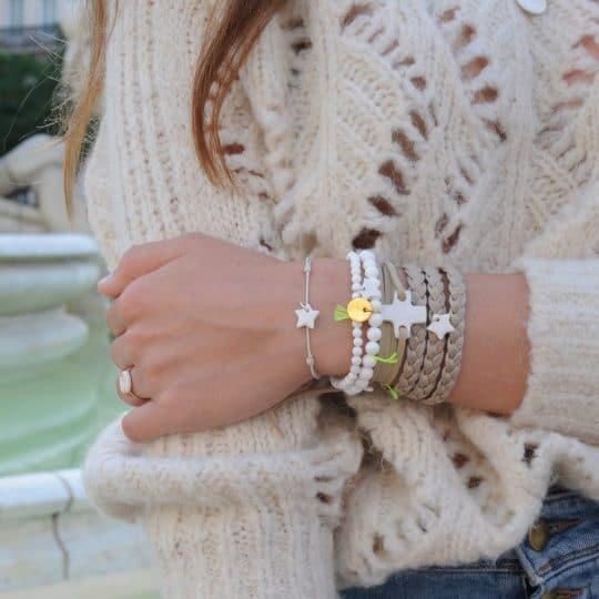 bracelet essentiel margote céramiste
