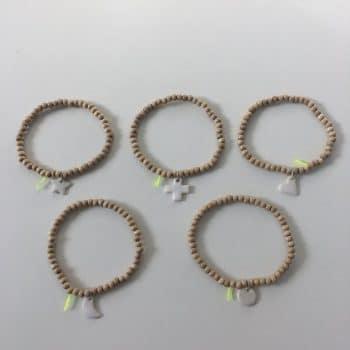 Bracelet Wood – Margote Céramiste