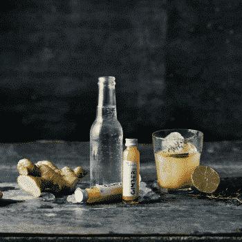 Boisson GIMBER – concentré bio de gingembre