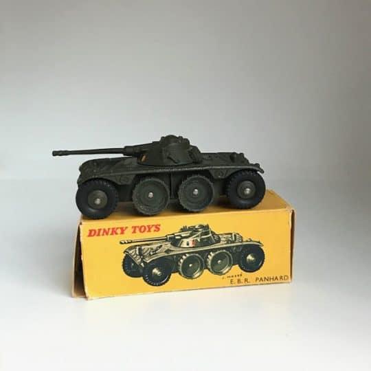 Dinky Toys 815 EBR Panhard