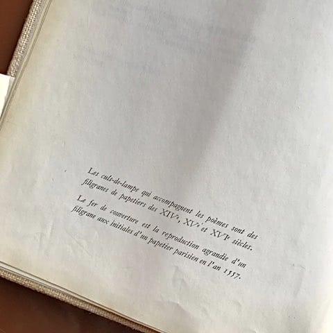 livre georges brassens poèmes