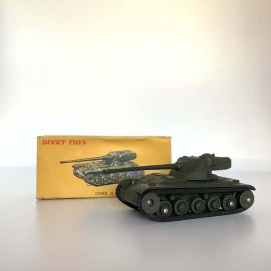 Dinky Toys char AMX 13 tonnes 80C