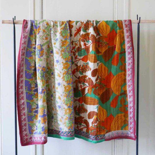 Kantha vintage patchwork