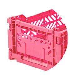 caisse pliable en plastique recyclé