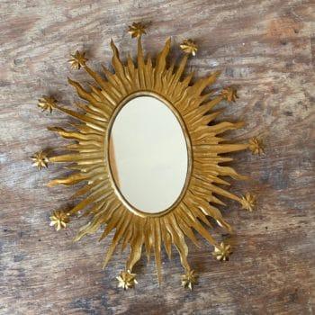 Miroir Celeste gold – Boncœurs