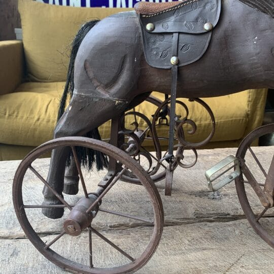 Tricyle cheval