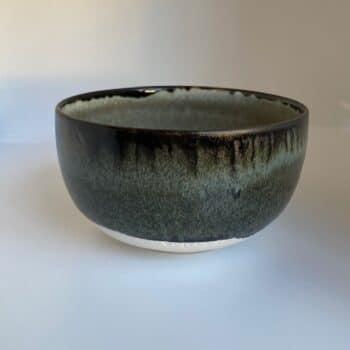 Bol en céramique Dashi CHARBON