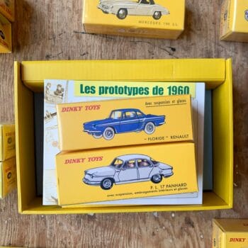 Miniatures Dinky Toys, ré-éditions