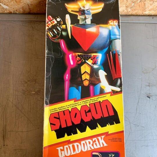 goldorak shogun