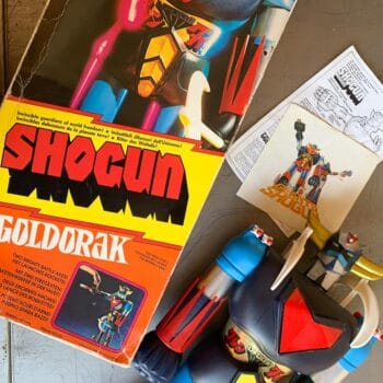 Jouet Goldorak Shogun Mattel