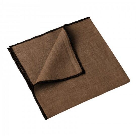 serviette de table tabac