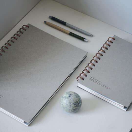 Notebook à spirales