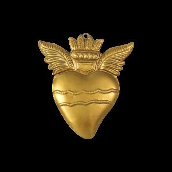 Coeur ailé gold – BonCoeurs