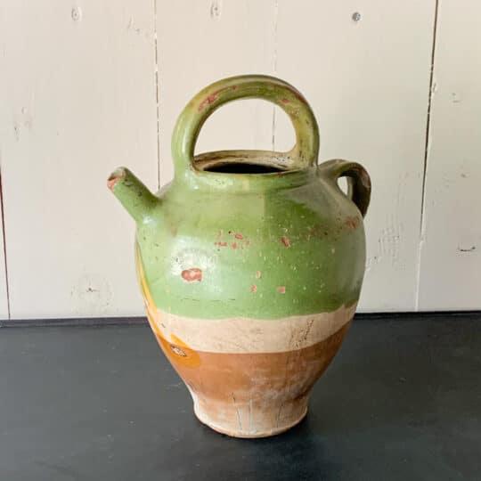 jar à huile