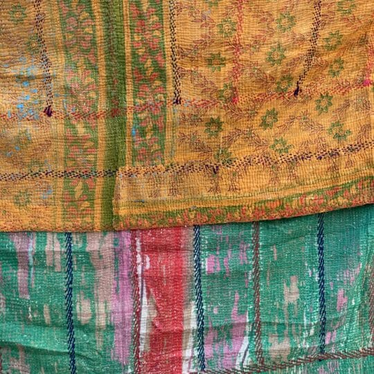 kantha piece unique 1