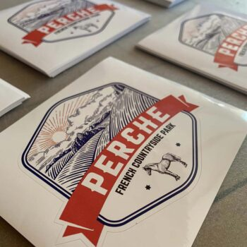 Autocollant Le Perche – CHEZlesVOISINS
