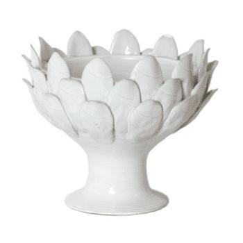 Petit pot en céramique artichaud