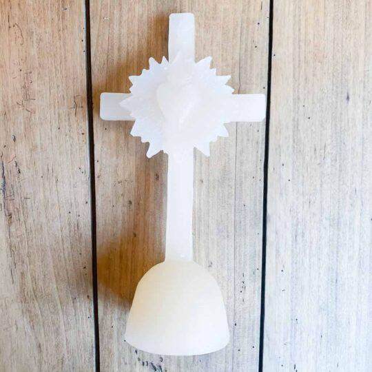 croix coeur lumière