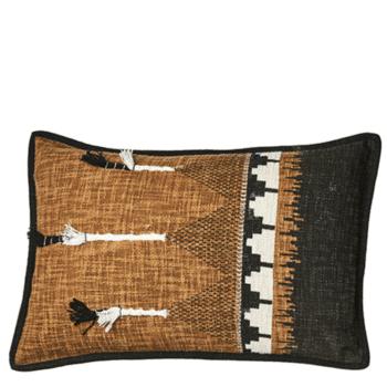 Coussin style Navaj en coton