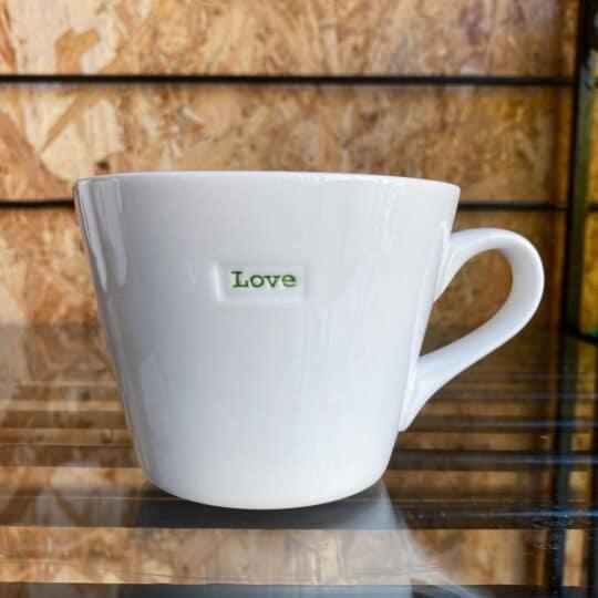 tasse à message Love