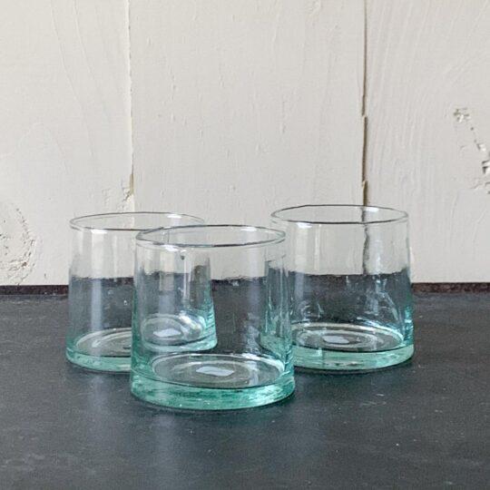 verre marocain