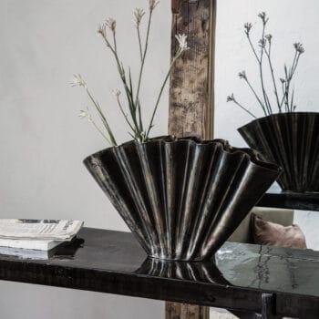 Vase coquillage