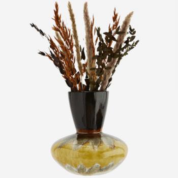 Vase atypique en grès