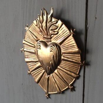 Coeur Céleste gold – Boncoeurs