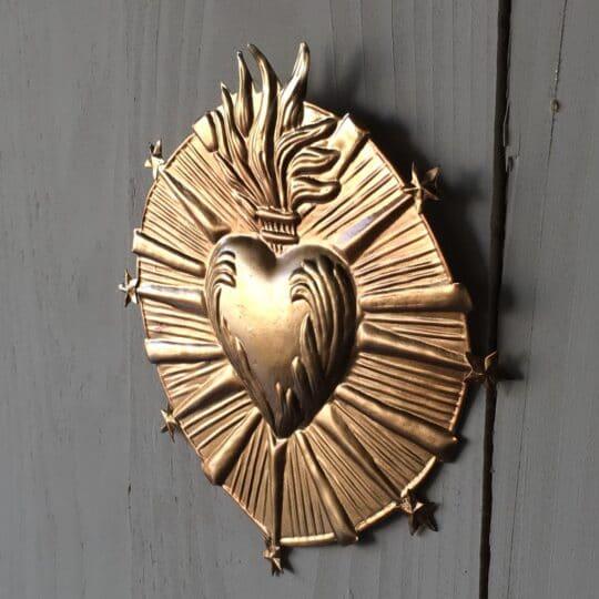 Coeur Céleste Gold