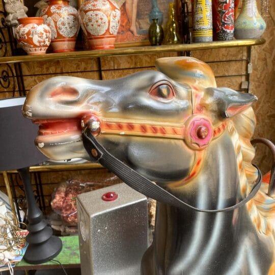 cheval de manège Falgas