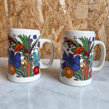 Mug bière ou xxl Acapulco • vintage