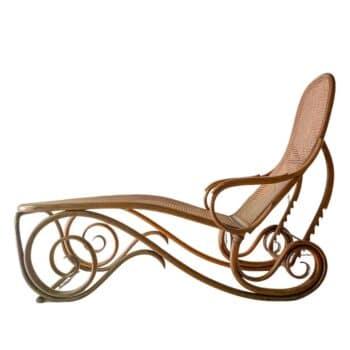Chaise longue Thonet • AFFAIRE CONCLUE