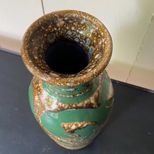 vase ceramique vintage europe de l'est