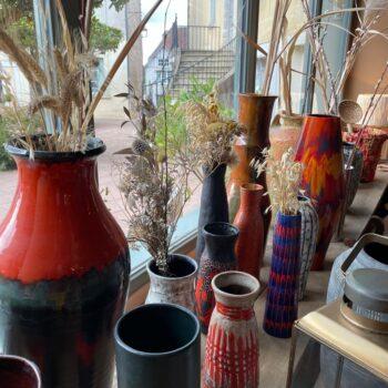 Vase céramique Europe de l'Est – plusieurs modèles disponibles • VINTAGE