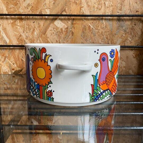 Affaire Conclue, service Acapulco vintage