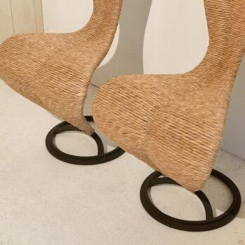 Chaise S CHAIR du designer Tom DIXON ● AFFAIRE CONCLUE