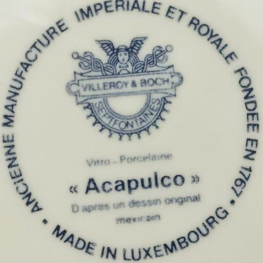BROCANTE_ACAPULCO_VILLEROY_AND_BOCH_cafetiere